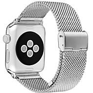 Urrem for Apple Watch Series 4/3/2/1 Apple Moderne spænde Rustfrit stål Håndledsrem