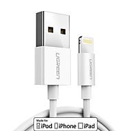お買い得  -ライト USBケーブルアダプタ クイックチャージ ケーブル 用途 iPhone 100 cm TPE
