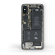 Недорогие Защитные плёнки для экрана iPhone-1 ед. Наклейки для Защита от царапин Лолита Узор PVC