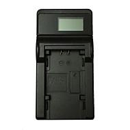 お買い得  -ismartdigi vg121 lcd usbカメラ充電池vg121 u vg114 u vg138 vg107 bn-vg107ac vn-vg108eバッテリー