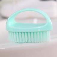 abordables Escobillas y cepillos de mano-Alta calidad 1pc PÁGINAS Cepillo y Trapo de Limpieza, 10*5.2*6.5