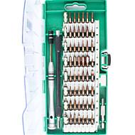 abordables Herramientas de Reparación y Piezas de Repuesto-Teléfono móvil Kit de herramientas de reparación Todo-En-1 Extensión para destornillador Destornillador Punta para sacar la tarjeta SIM