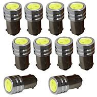 abordables -SENCART 10pcs Ampoules électriques 1W COB 1 Clignotants For Universel Toutes les Années