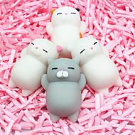 tanie Zabawki i hobby-Zabawki do ściskania Kot Zabawki biurkowe Stres i niepokój Relief Zabawki dekompresyjne Animals Dla dorosłych