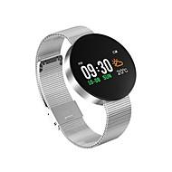 CF006 PRO Smart Satovi Android iOS Bluetooth APP kontrola Kalorija Bluetooth Dodirni senzor Puls Tracker Brojač koraka Podsjetnik za pozive Mjerač aktivnosti Mjerač sna / sjedeći Podsjetnik / 400-480