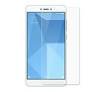 お買い得  スクリーンプロテクター-スクリーンプロテクター XIAOMI のために Xiaomi Redmi Note 4 PET 1枚 スクリーンプロテクター 傷防止 超薄型 防爆