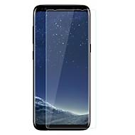 Недорогие Чехлы и кейсы для Galaxy S-Защитная плёнка для экрана для Samsung Galaxy S8 Plus Закаленное стекло 1 ед. Защитная пленка для экрана Уровень защиты 9H / Защита от царапин