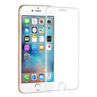 Недорогие Защитные плёнки для экрана iPhone-XIMALONG Защитная плёнка для экрана для Apple iPhone 6s / iPhone 6 Закаленное стекло 1 ед. Защитная пленка для экрана Уровень защиты 9H / Взрывозащищенный / iPhone 6s Plus / 6 Plus
