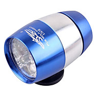 cheap Flashlights, Lanterns & Lights-Headlamps Safety Lights Front Bike Light Laser Cycling Adjustable Focus Button Battery 18650 Lumens Battery Camping/Hiking/Caving