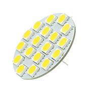 お買い得  -SENCART 1個 5W 540lm G4 LED2本ピン電球 T 18 LEDビーズ SMD 5730 装飾用 温白色 クールホワイト 12-24V