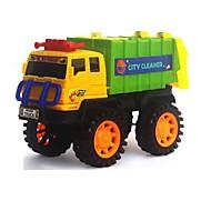 abordables Coches y miniaturas de juguete-Coches de juguete Camión Juguetes Cuadrado Vacaciones Simple Clásico PVC / Vinilo Todo 1pcs Piezas