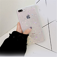 abordables Ofertas Diarias-Funda Para Apple iPhone X iPhone 7 Plus Diseños Funda Trasera Brillante Suave TPU para iPhone X iPhone 8 Plus iPhone 8 iPhone 7 Plus