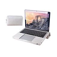 """お買い得  MacBook 用ケース/バッグ/スリーブ-アクセサリー収納バッグ / スリーブ ソリッド PUレザー のために 新MacBook Pro 13"""" / MacBook Air 13インチ / MacBook Pro 13インチ"""