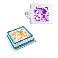 お買い得  キッチン用小物-1個 その他 ケーキのための 調理器具のための ケーキ その他の材料 DIY ウェディング 高品質 創造的 新参者 デザートデコレータ