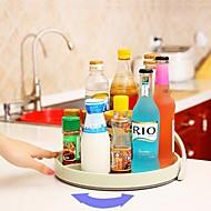 abordables Organización de encimera y pared-1 juego Repisas y Soportes Plástico Cocina creativa Gadget Almacenamiento Organización de cocina