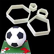 Football Cooking Utensils Plastics Creative Kitchen Gadget High Quality Baking Tool