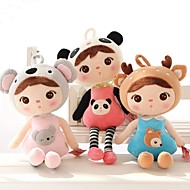 cheap Dolls & Stuffed Toys-Baby Bed Pillow Toy Rabbit Stuffed Animal Plush Toy Comfy Animals Lovely Gift