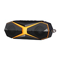 お買い得  スピーカー-S-620 屋外 Bluetoothスピーカー ブルートゥース4.2 3.5mm AUX TFカードスロット アウトドアスピーカー オレンジ レッド ブルー