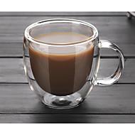 High Boron Glass Glass Coffee Mug Wedding Anniversary Drinkware 1