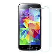 Недорогие Чехлы и кейсы для Galaxy S-Защитная плёнка для экрана Nokia для S5 Mini PET 1 ед. Защитная пленка для экрана Защита от царапин Ультратонкий Взрывозащищенный