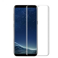 cheap Screen Protectors for Samsung-Screen Protector Samsung Galaxy for S8 Tempered Glass 1 pc Front Screen Protector 3D Curved edge Anti-Fingerprint Scratch Proof Ultra
