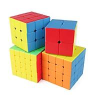 お買い得  -ルービックキューブ 1 PCSの Shengshou D0934 レインボーキューブ 5*5*5 / 4*4*4 / 3*3*3 スムーズなスピードキューブ マジックキューブ パズルキューブ グロス ファッション ギフト 男女兼用