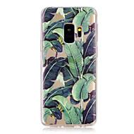 Недорогие Чехлы и кейсы для Galaxy S8-Кейс для Назначение SSamsung Galaxy S9 S9 Plus С узором Кейс на заднюю панель дерево Мягкий ТПУ для S9 Plus S9 S8 Plus S8 S7 edge