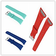 cheap Smartwatch Accessories-Watch Band for Gear Fit 2 Samsung Galaxy Sport Band Silicone Wrist Strap