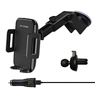 Недорогие Автомобильные зарядные устройства-Для мобильного телефона Автомобильное зарядное устройство Телефон Маунт * 1 for 9V