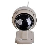 お買い得  -vstarcam®720p 1.0mp wi-fi防水セキュリティ監視ipカメラ(ptz / 4xズーム15mナイトビジョン/アラーム/ p2p /サポート128gb tfカード)