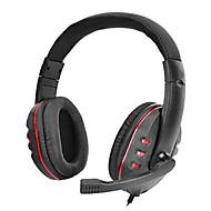 tanie PS4: akcesoria-726C Przewodowy / a Słuchawki Na PS4,ABS Słuchawki 130cm