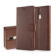preiswerte Handyhüllen-Hülle Für Huawei Mate 10 Lite Mate 10 pro Kreditkartenfächer Geldbeutel mit Halterung Flipbare Hülle Ganzkörper-Gehäuse Solide Hart