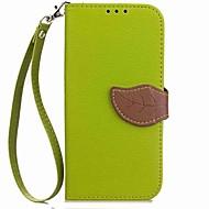 preiswerte Handyhüllen-Hülle Für Sony Xperia XA2 Xperia XA2 Ultra Kreditkartenfächer Geldbeutel Flipbare Hülle Magnetisch Geprägt Ganzkörper-Gehäuse Pflanzen