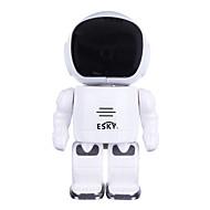 お買い得  -veskys®宇宙飛行士wifi 960p 1.3mp hdワイヤレスナイトビジョンipネットワークカメラサポート双方向オーディオ