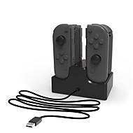 お買い得  -iPEGA Switch ケーブル 電源ケーブルx1 用途 任天堂スイッチ 、 パータブル 電源ケーブルx1 ABS 1 pcs 単位