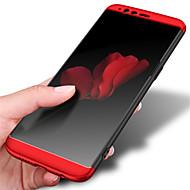 Χαμηλού Κόστους Θήκες κινητών τηλεφώνων-tok Για OnePlus OnePlus 5Τ Ανθεκτική σε πτώσεις Παγωμένη Πλήρης Θήκη Μονόχρωμο Σκληρή PC για OnePlus 5Τ
