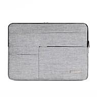 """お買い得  MacBook 用ケース/バッグ/スリーブ-スリーブ ソリッド ポリエステル のために 新MacBook Pro 15"""" / MacBook Pro 15インチ / MacBook Air 13インチ"""
