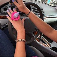 billige -1pc Multifunktionel White Series Negle kunst Manicure Pedicure Miljøvenligt materiale Mode Daglig
