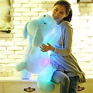 abordables Muñecas y Peluches-Perros Animales de peluche y de felpa Encantador Confortable LED Unisex Chica Juguet Regalo 1 pcs