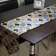 abordables Salvamanteles-Moderno CLORURO DE POLIVINILO / No tejido Cuadrado Juego de Mesa Geométrico Decoraciones de mesa 1 pcs