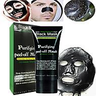 Enkele kleur Make-up hulpmiddelen Huidverzorging Reinigingskit 1 pcs Nat Diepe reiniging / Poriënverkleinend / Mee-eters Heren / Dames / Lady # Draagbaar / Hoge kwaliteit Uittrekbaar / Voor tijdens