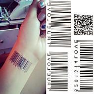 cheap Temporary Tattoos-10pcs Sticker Others Tattoo Stickers