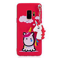 cheap Galaxy J Series Cases / Covers-Case For Samsung Galaxy J7 (2017) J5 (2017) Pattern Back Cover Unicorn Soft TPU for J7 (2017) J5 (2017) J3 (2017)