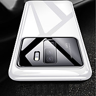 Недорогие Чехлы и кейсы для Galaxy S8 Plus-Кейс для Назначение SSamsung Galaxy S9 Plus / S9 Зеркальная поверхность Кейс на заднюю панель Однотонный Твердый ПК для S9 / S9 Plus / S8