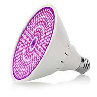 お買い得  LED スポットライト-1個 8W 816lm E26 / E27 LEDスポットライト 290 LEDビーズ SMD 2835 バイオレット 85-265V
