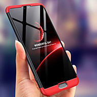 お買い得  携帯電話ケース-ケース 用途 Huawei P20 Pro / P20 つや消し バックカバー ソリッド ハード PC のために Huawei P20 lite / Huawei P20 Pro / Huawei P20