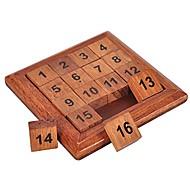 preiswerte Spielzeuge & Spiele-Holzpuzzle andere Fokus Spielzeug Holz / Bambus 1pcs Kinder Alles Geschenk