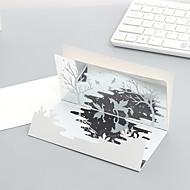 preiswerte Schreibwaren-Grußkarten Papier 2pcs 1pcs
