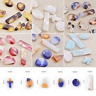 abordables Maquillaje y manicura-1pcs Elegante Joyería de uñas Nail Art Forms