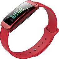 お買い得  -スマート·ウォッチ B28 のために iOS / Android 血圧測定 / 消費カロリー / タッチスクリーン / 耐水 / キュート 歩数計 / 着信通知 / アクティビティトラッカー / 睡眠サイクル計測器 / 座りがちなリマインダー / 目覚まし時計 / 重力センサー / 光センサー / 心拍計 / NRF52832